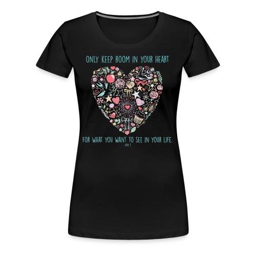 room-in-your-heart - Women's Premium T-Shirt
