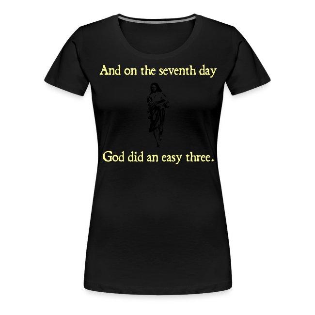 GOD EASY THREE