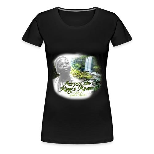 A Higher Power - Women's Premium T-Shirt