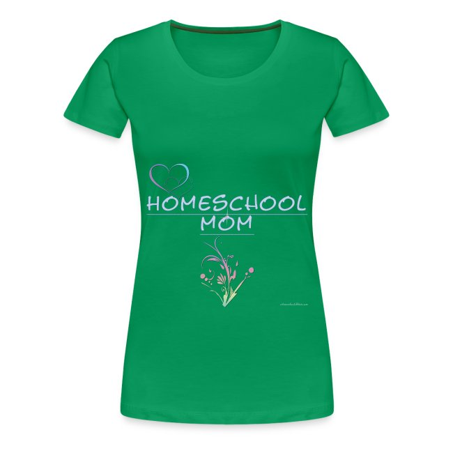 Homeschool Mom Floral