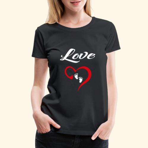 Maternity T shirt - Women's Premium T-Shirt