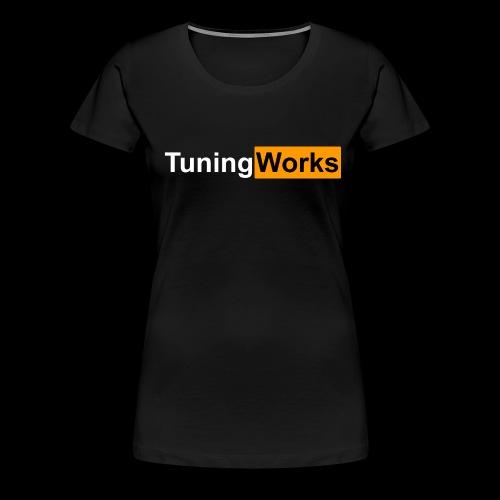 The Tuning Hub - Women's Premium T-Shirt