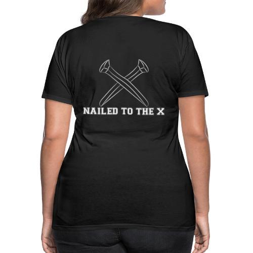 Nailed To The X Montreal SXE - Women's Premium T-Shirt