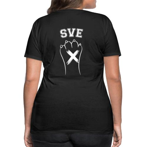 SVE Vegan Straight Edge Montreal SXE - Women's Premium T-Shirt