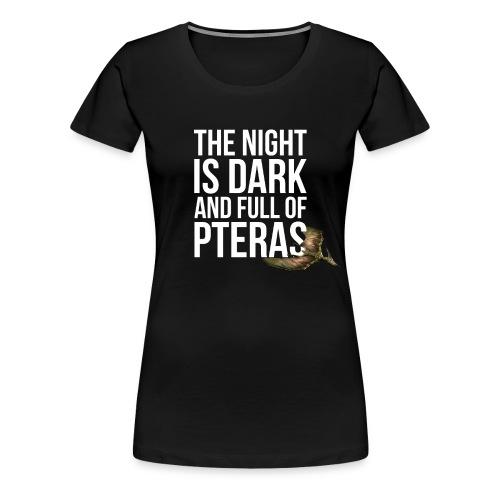 Pteras Print png - Women's Premium T-Shirt