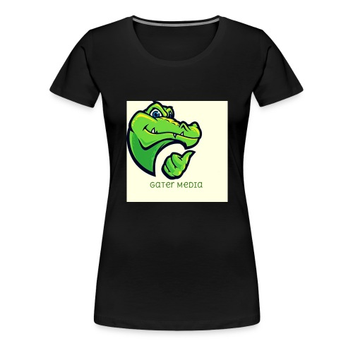 Gater Media - Women's Premium T-Shirt