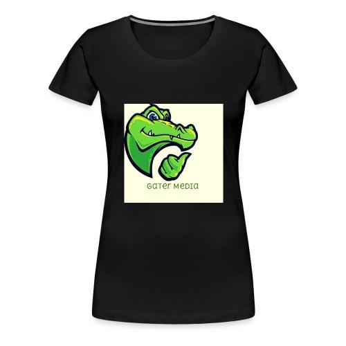 Gater Media - Women's Premium T-Shirt