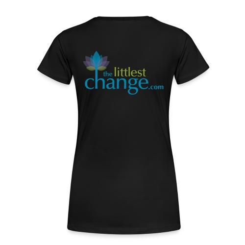 Teach, Love, Nurture - Women's Premium T-Shirt