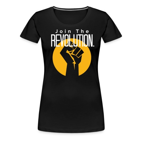 tshirtfront - Women's Premium T-Shirt