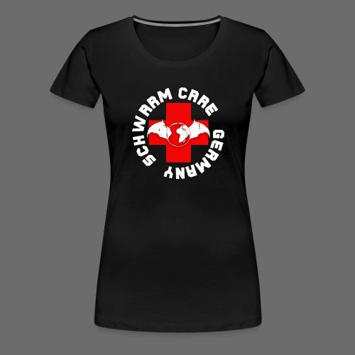 Schwarm-Care Official Merch - Women's Premium T-Shirt