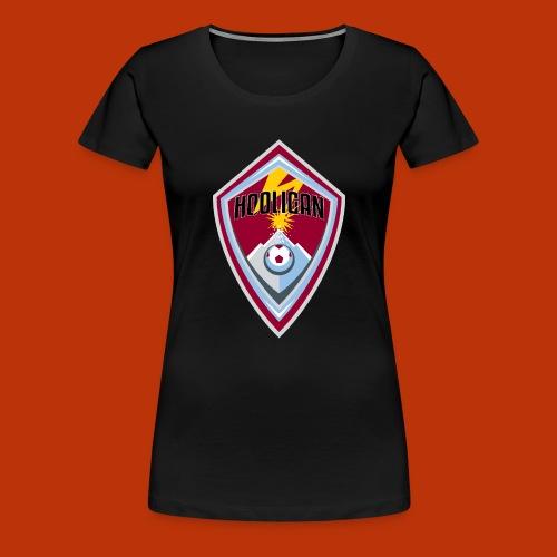 Banned In DCD - Women's Premium T-Shirt