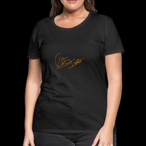 g5 singnature - Women's Premium T-Shirt