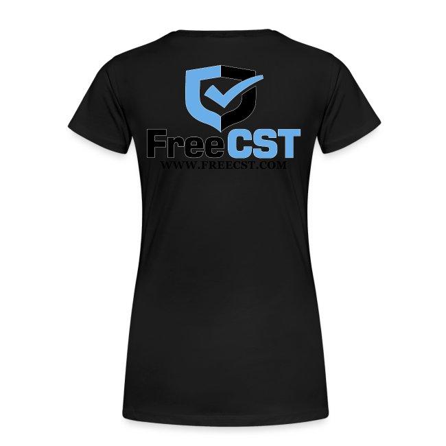 FreeCST - White Border