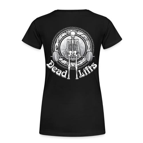 Exercise DeadLifts Strong - Women's Premium T-Shirt