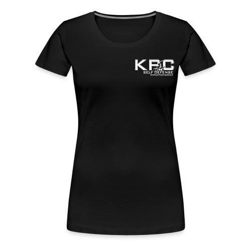 BigWHTkpc1 png - Women's Premium T-Shirt