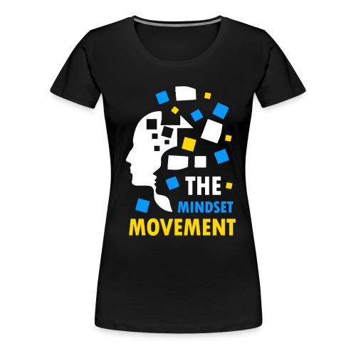 Mindset DesinHD Copy png - Women's Premium T-Shirt