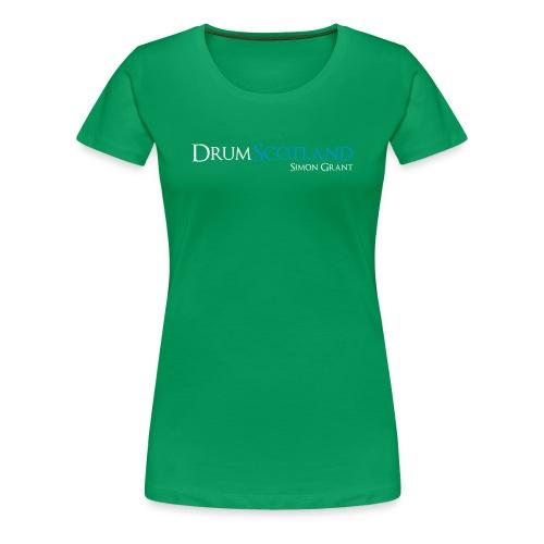 1148830 15422421 drumscotland classic or - Women's Premium T-Shirt