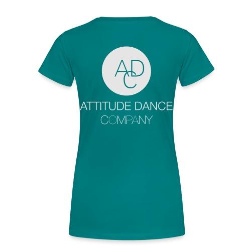 ADC Logo - Women's Premium T-Shirt