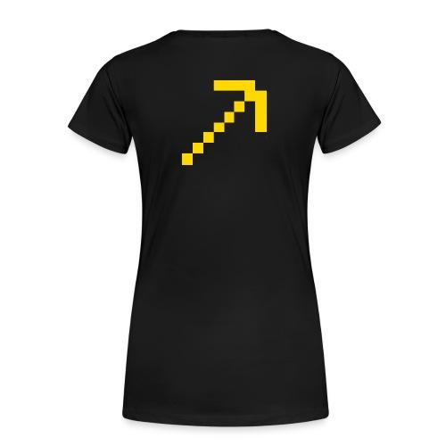 Kobes Logo - Women's Premium T-Shirt