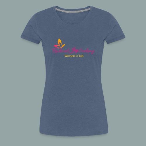colortransp - Women's Premium T-Shirt