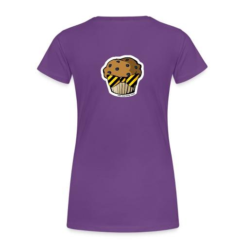 Hufflemuffin Logo Raster - Women's Premium T-Shirt