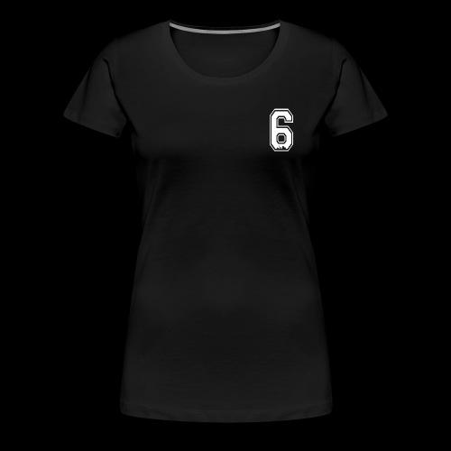 6 trans white - Women's Premium T-Shirt