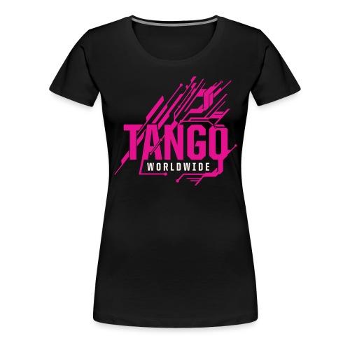 Pink Tech - Women's Premium T-Shirt