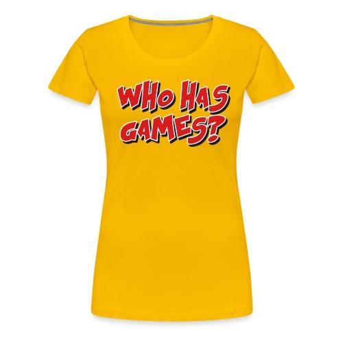 Front png - Women's Premium T-Shirt