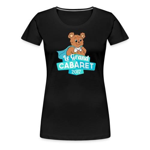 Boutique Logo Cabaret png - Women's Premium T-Shirt