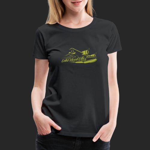 LHL Goose Green - Women's Premium T-Shirt