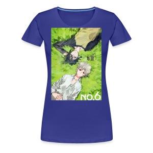 No.6 Anime - Women's Premium T-Shirt