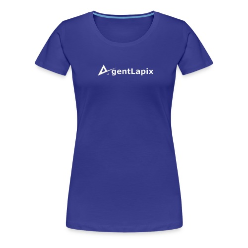 Agent Lapix Logo - Women's Premium T-Shirt
