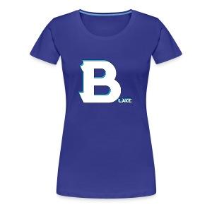 Blake Official Merch - Women's Premium T-Shirt