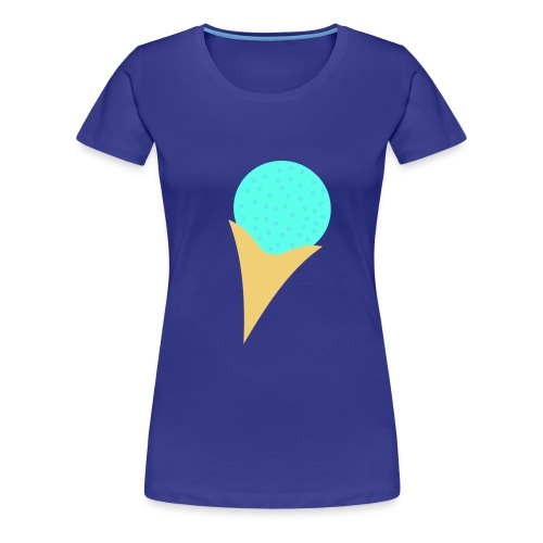Bubble Gum Ice-Cream - Women's Premium T-Shirt