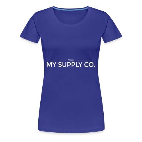 Team My Supply Co. - Women's Premium T-Shirt