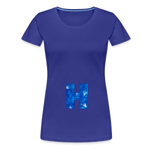 XxHaunter Logo - Women's Premium T-Shirt