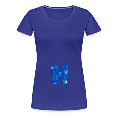 XxHaunter Logo - Women's Premium T-Shirt