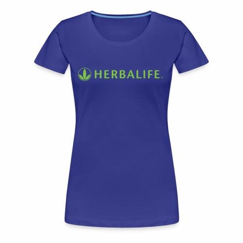 Herbalife Green Logo - Women's Premium T-Shirt