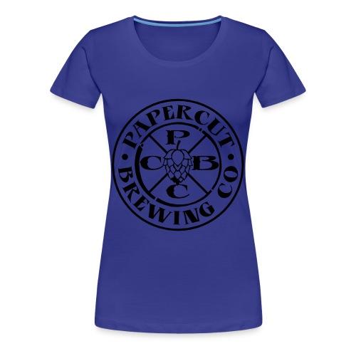 PCBC Logo - Women's Premium T-Shirt