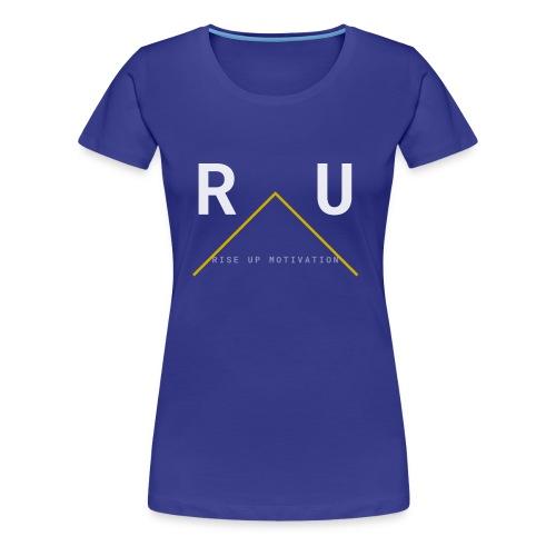 Abbreviated Logo - Women's Premium T-Shirt