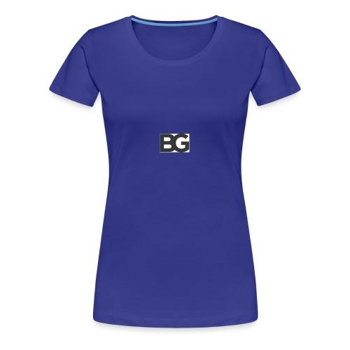BG - Women's Premium T-Shirt