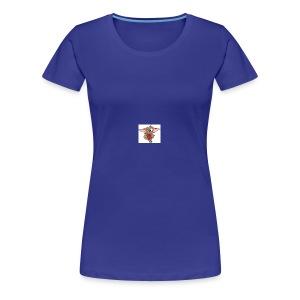 CrazyDog - Women's Premium T-Shirt