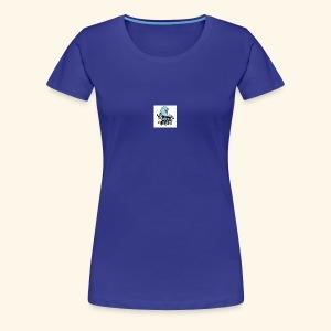 FURIOUS DOLPHIN - Women's Premium T-Shirt