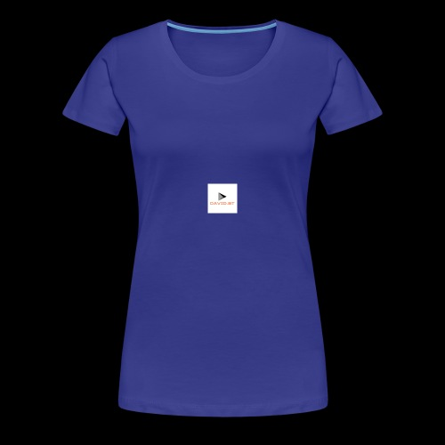 david.bt - Women's Premium T-Shirt