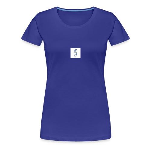hassan abdi - Women's Premium T-Shirt