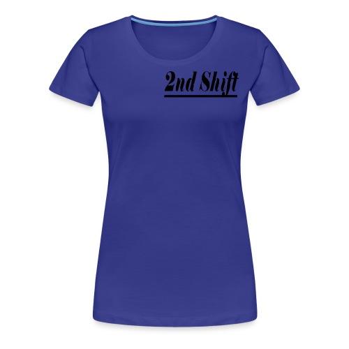 2nd Shift Review - Women's Premium T-Shirt