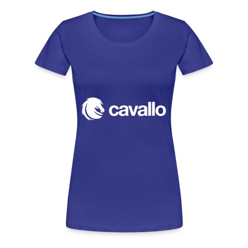 Cavallo Official Logo - Women's Premium T-Shirt