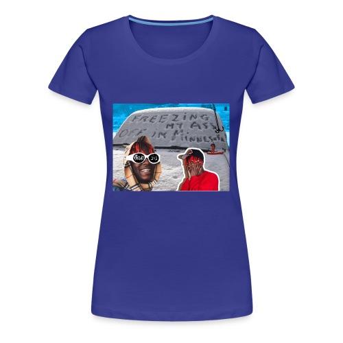 Lil Yachty - Minnesota - Women's Premium T-Shirt