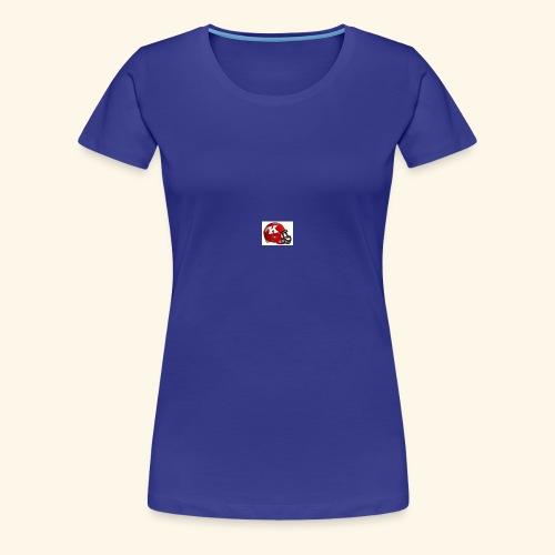 Kilgore bulldog helmet logo - Women's Premium T-Shirt