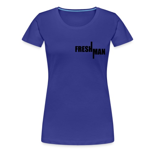 Freshman co. 3 - Women's Premium T-Shirt